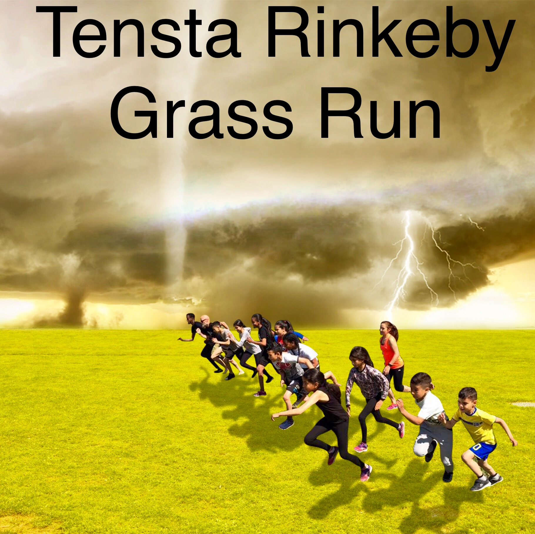 Start i Tensta Rinkeby Grass Run